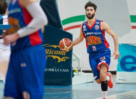 Lions Basket, domenica sfida al vertice contro la capolista Montegranaro
