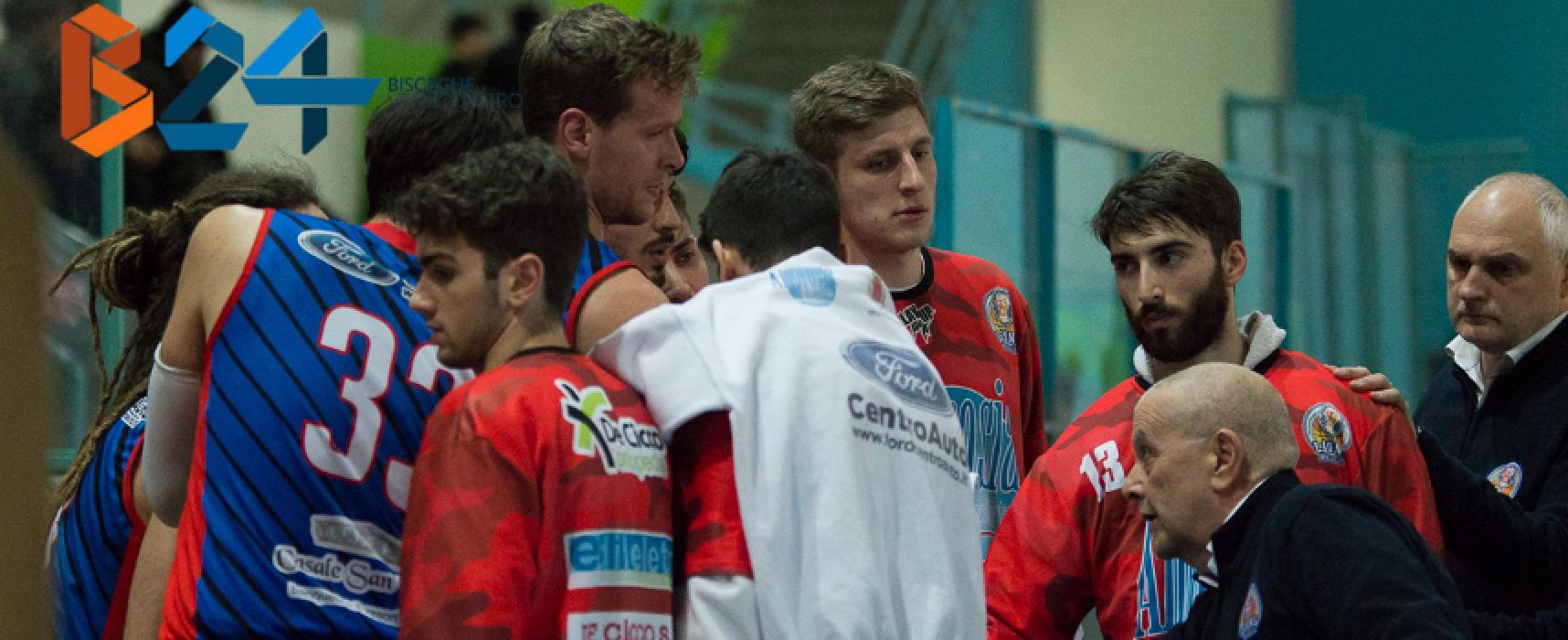 Lions Basket nuovamente in campo per il derby pugliese contro Monteroni