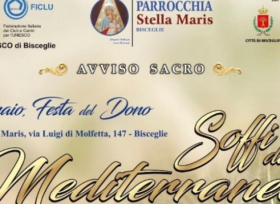 """Rinviato per maltempo il concerto a Stella Maris: """"Soffi dal Mediterraneo"""""""