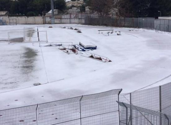 Calcio, Bisceglie-Picerno rinviata a data da destinarsi