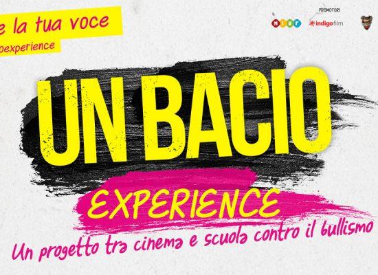 """""""Fai luce sul bullismo!"""", il manifesto della III EM del """"Sergio Cosmai"""" per """"Un bacio experience"""""""