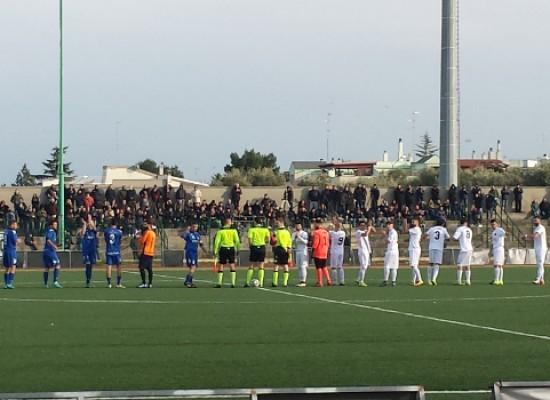 Unione Calcio, scacco matto alla vicecapolista Bitonto