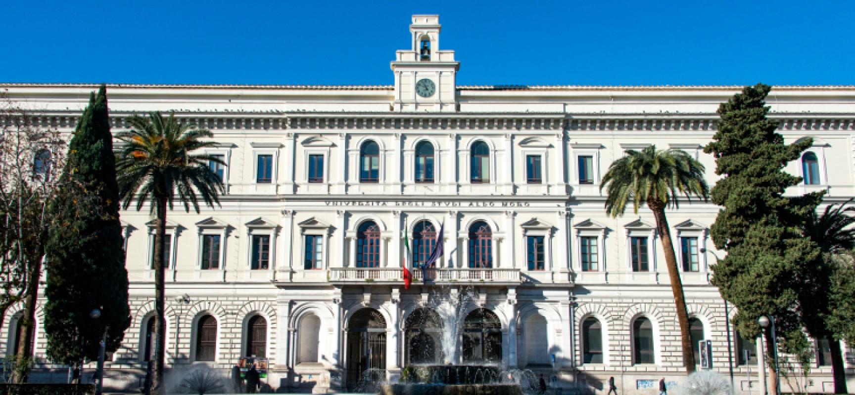 Università di Bari, ecco quali lezioni si terranno a distanza e quali in presenza