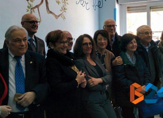 Rotary Club Bisceglie e Battisti-Ferraris inaugurano l'Aula CreAttiva / FOTOGALLERY
