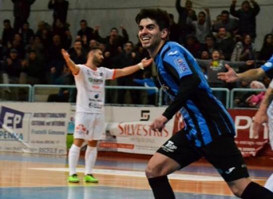 Futsal Bisceglie, sconfitta in rimonta ad Augusta