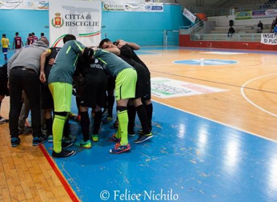 Futsal serie C1: Diaz in capitanata, Nettuno a Margherita di Savoia contro il Futsal Salapia