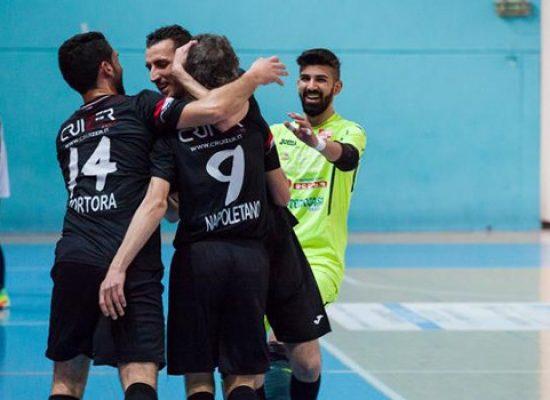 Futsal serie C1, trasferte d'alta quota per Diaz e Nettuno