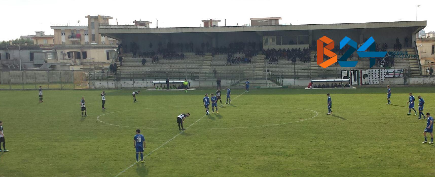 Unione Calcio, Pastorelli risponde a De Mango: a Galatina è pari