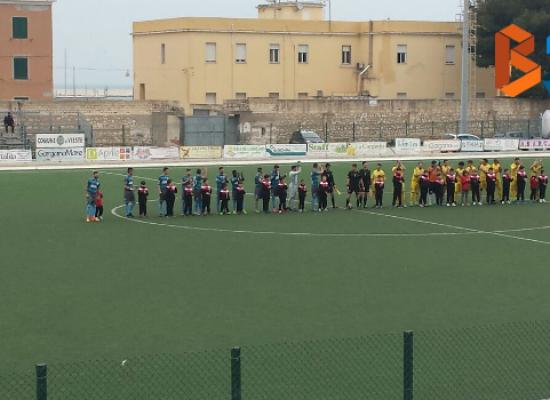 Unione Calcio, il rigore di Augelli decide la gara di Vieste