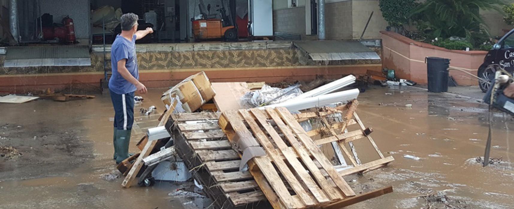 """Alluvione dello scorso luglio, Cna rete e imprese: """"Dove sono gli aiuti sperati?"""""""