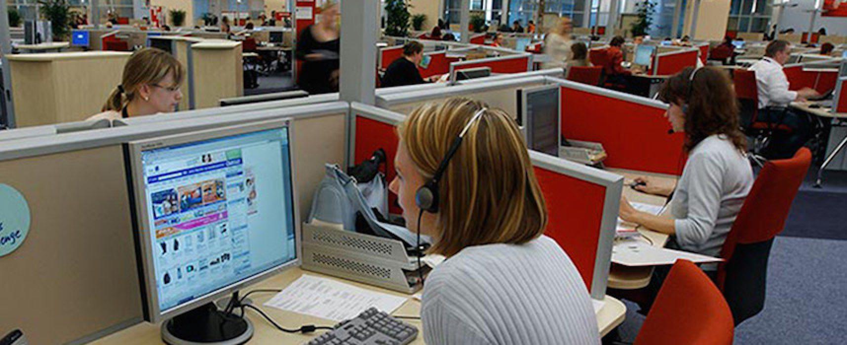 Call center Acta srl diserta tavolo con task force occupazione, la Cgil non ci sta