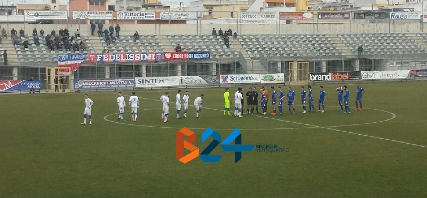 Unione Calcio, buon punto conquistato nel fortino del Casarano