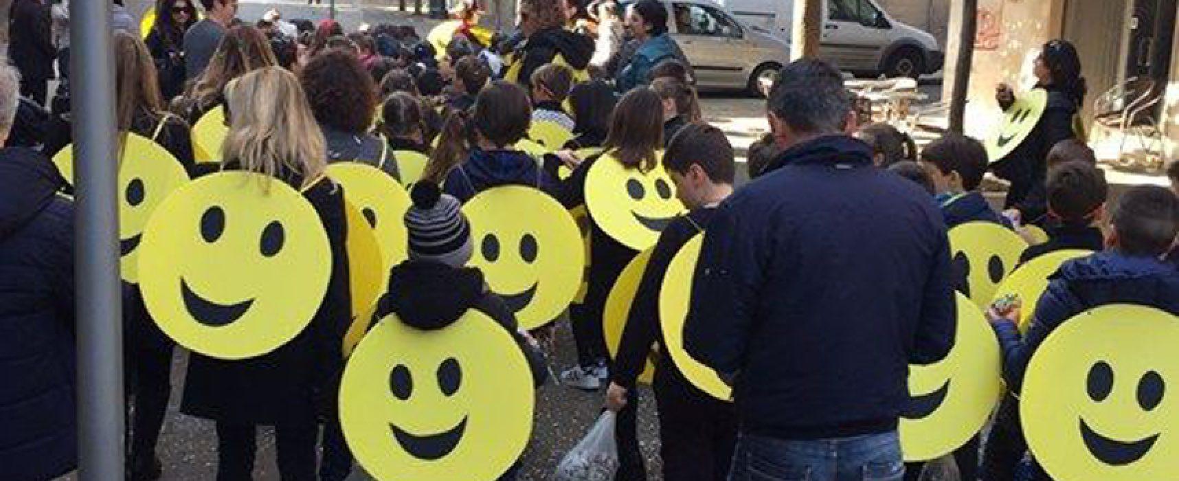 """Il Carnevale festeggiato dagli alunni della scuola """"Dino Abbascià"""" – IV circolo / FOTO"""