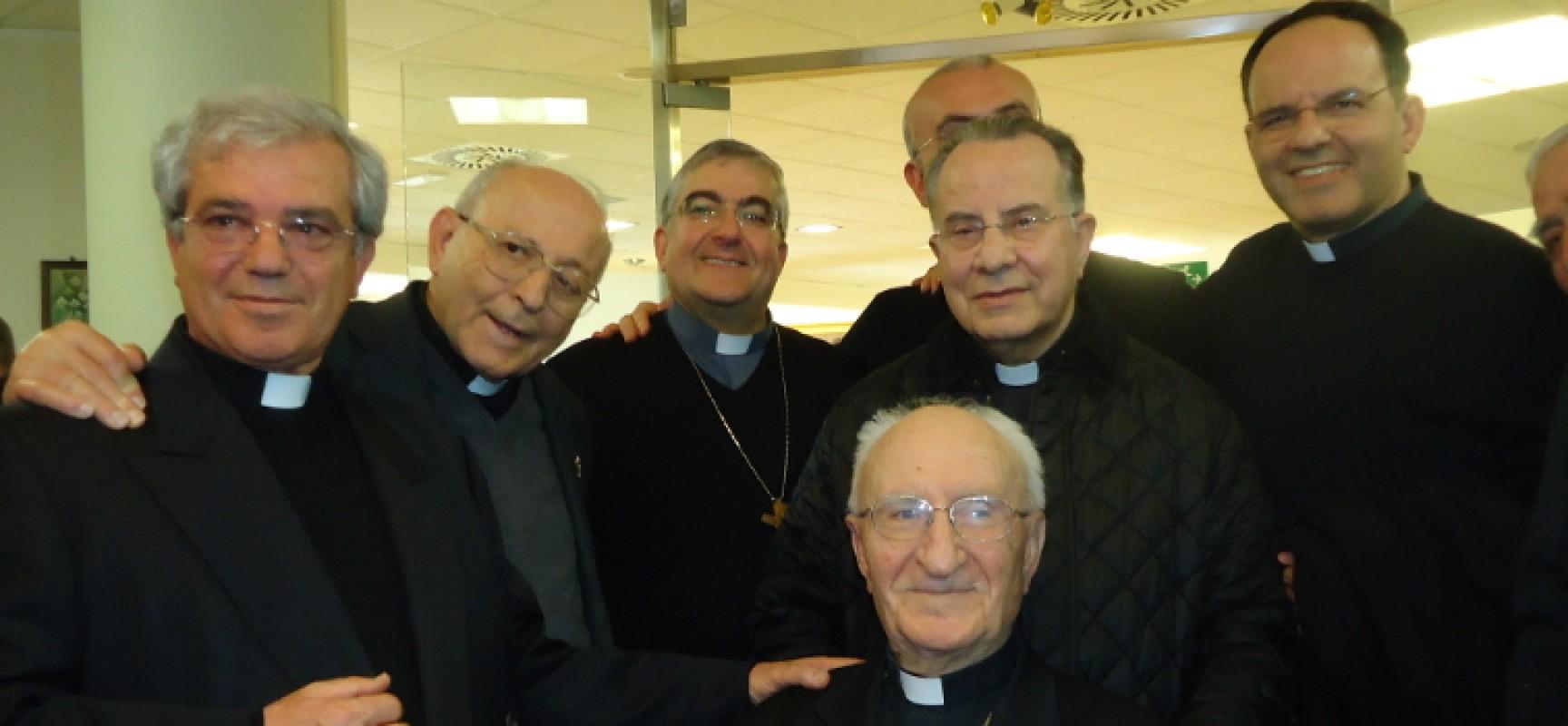 Morto a 93 anni Mons. Cassati, è stato Arcivescovo di Bisceglie dal 1991 al 1999
