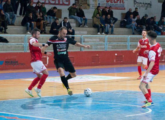 Futsal serie C1: esami Aquile Molfetta e Futsal Donia per Diaz e Nettuno