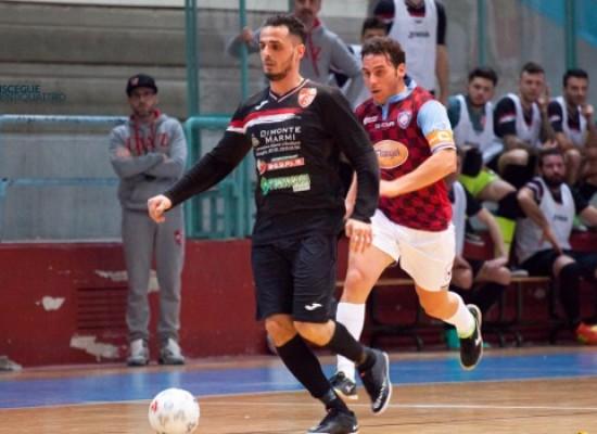 Futsal, Serie C1: vince la Diaz, sconfitta per il Nettuno / RISULTATI e CLASSIFICA