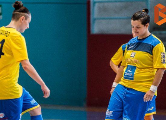 Calcio a 5 femminile: Arcadia sabato ospita il Fasano, Futsal Bisceglie impegnato a Lamezia