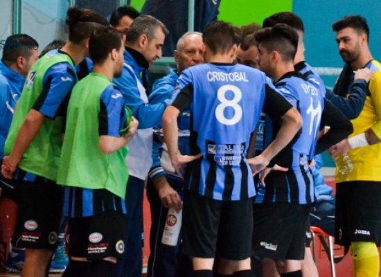 Futsal Bisceglie, stasera nel turno infrasettimanale arriva il Matera