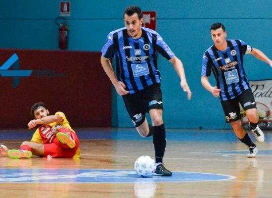 Futsal Bisceglie a caccia di punti nella tana della capolista Cisternino