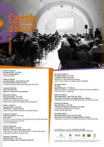 programma castello febbraio 2017