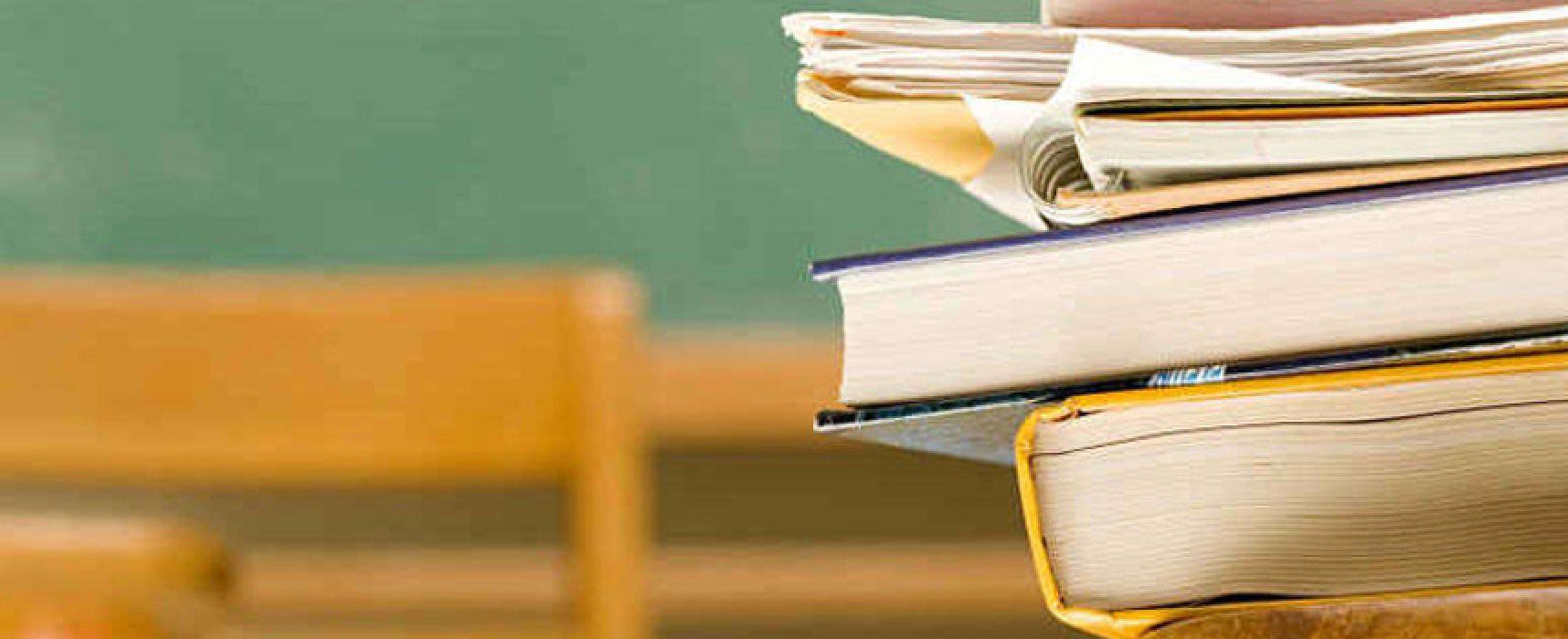 Arriva il contributo per l'acquisto dei libri scolastici, liquidati circa 90mila euro