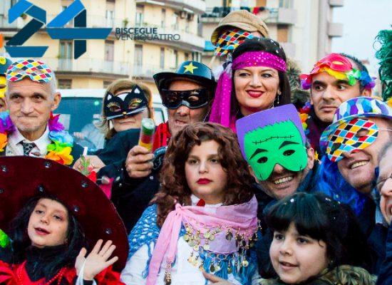Il funerale di Carnevale, le FOTO del corteo