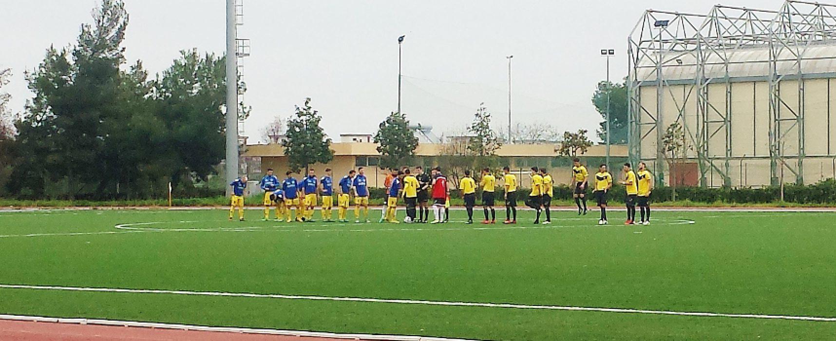 """L'Unione Calcio cade al """"San Pio"""" contro il fanalino di coda Hellas Taranto"""