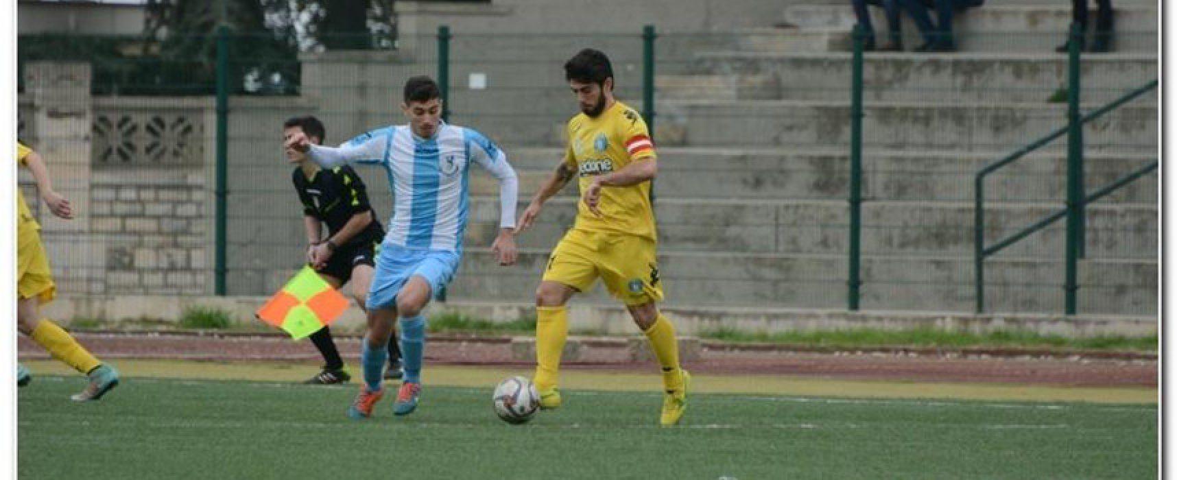 Unione Calcio, obbligo riscatto nella trasferta di Galatina