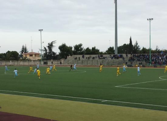 Unione Calcio, derby amaro contro la Vigor Trani