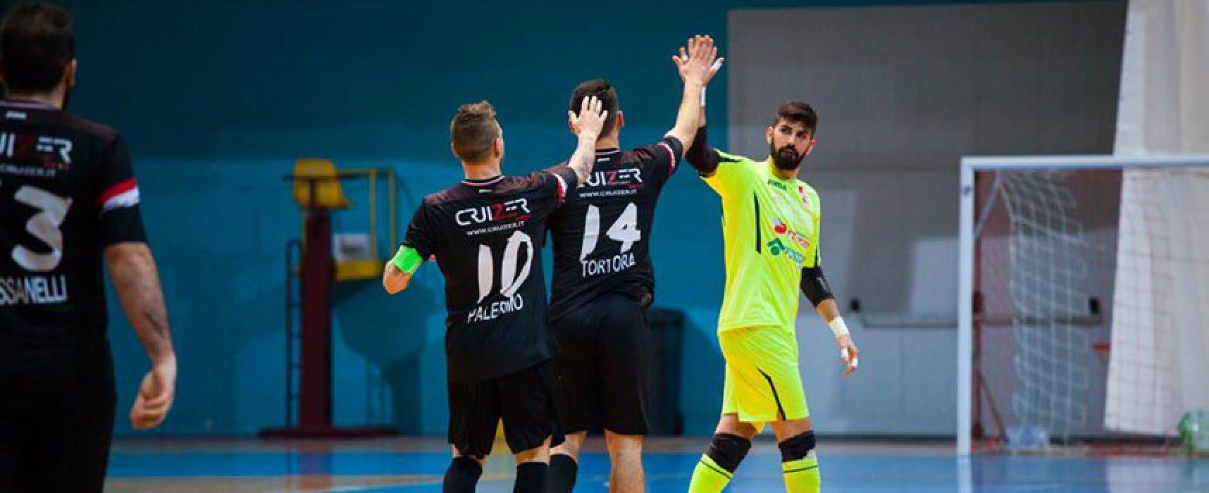 Futsal serie C1: Diaz di scena a Carovigno, Nettuno rende visita al Polignano
