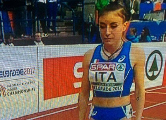 Europei atletica, Lucia Pasquale quarta con la staffetta azzurra