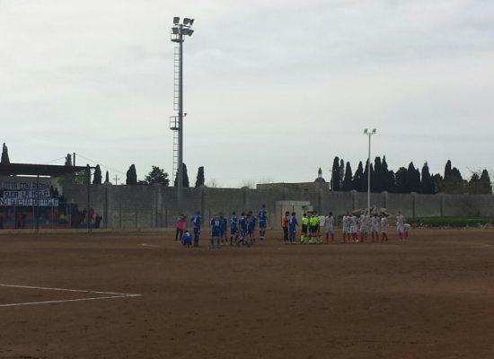 Unione Calcio, sconfitta di misura a Novoli