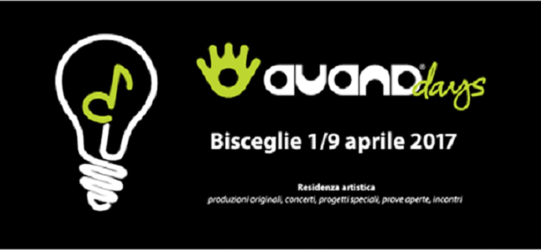 """""""Talking 15"""", questa sera il prologo di """"Auand Days"""" a Palazzo Tupputi / PROGRAMMA"""