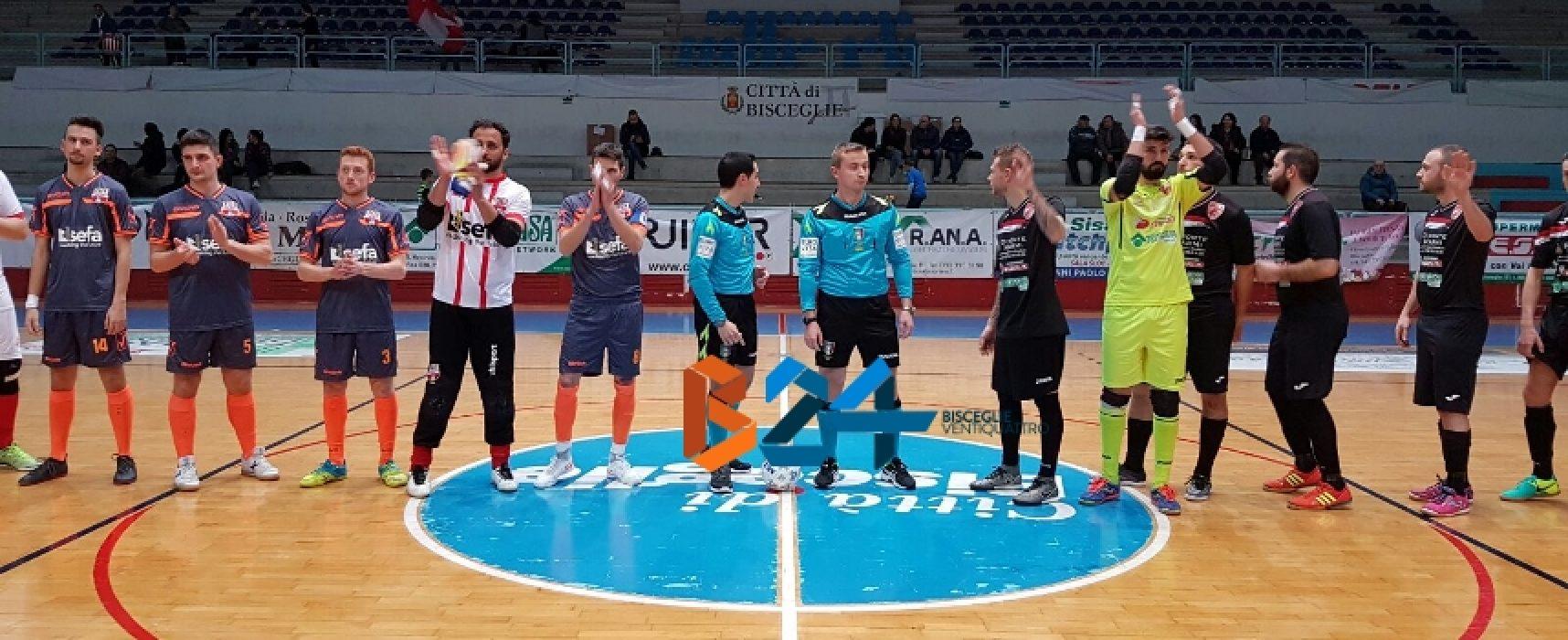 Futsal serie C1: la Diaz si aggiudica il derby, stop interno del Nettuno / RISULTATI e CLASSIFICA