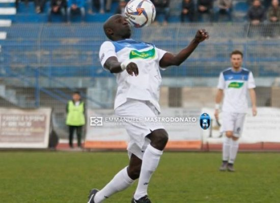 Coppa Italia serie D: Bisceglie fermato sul pari dall'Albalonga