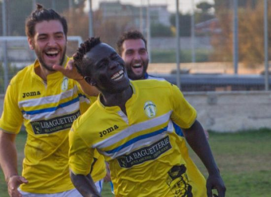 Don Uva Calcio, Trawally e capitan Troilo firmano il successo contro il Carpino