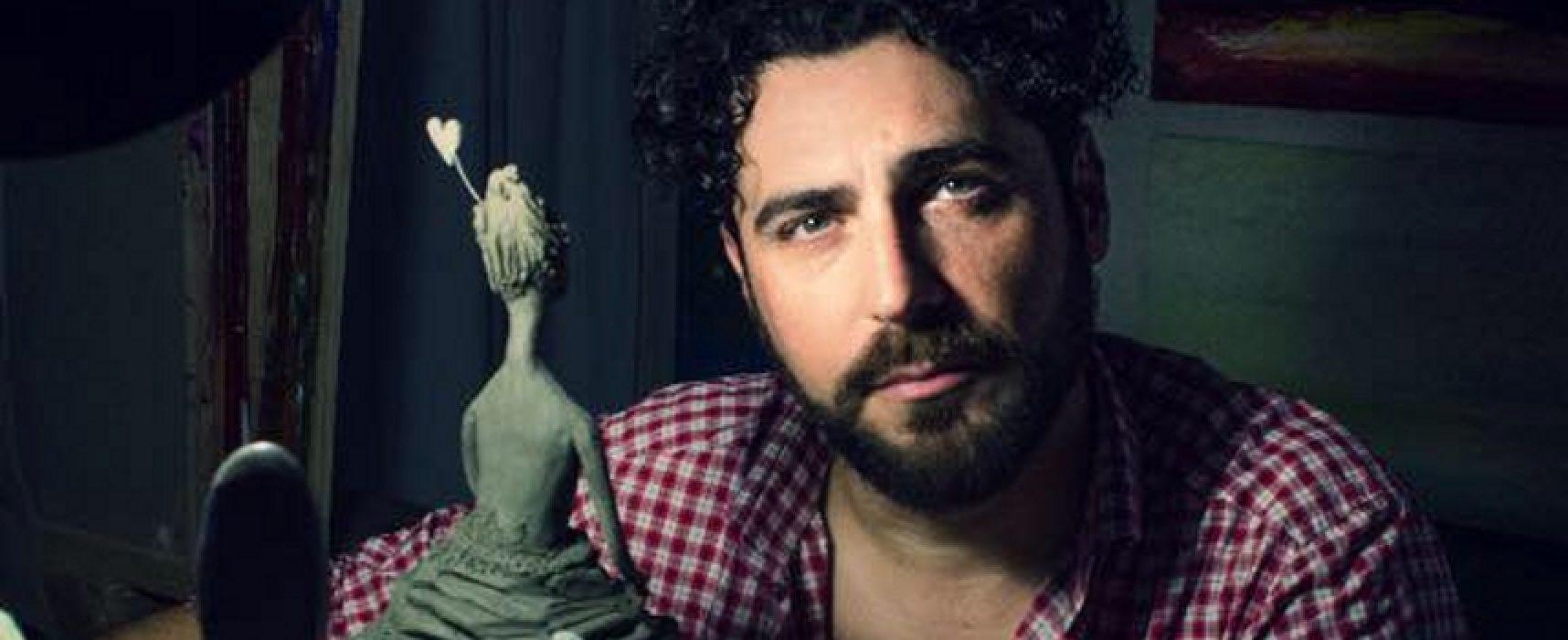 La nuova collezione di opere dell'artista biscegliese Enzo Abascià al Castello
