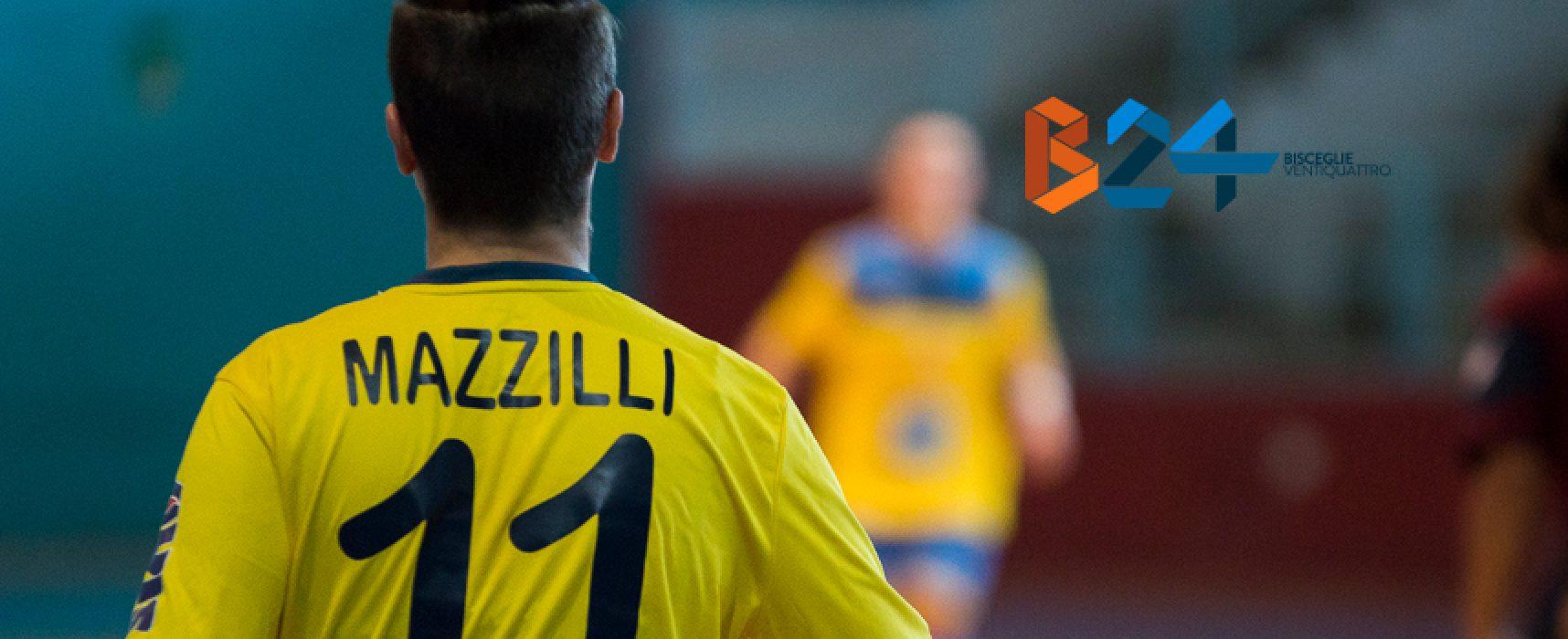 Impegno in Sicilia per il Futsal Bisceglie femminile