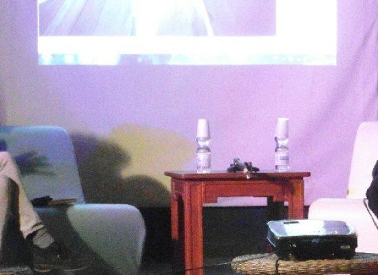 Open Source Bisceglie, interessante conversazione con la candidata al Nobel per la Pace Luisa Morgantini