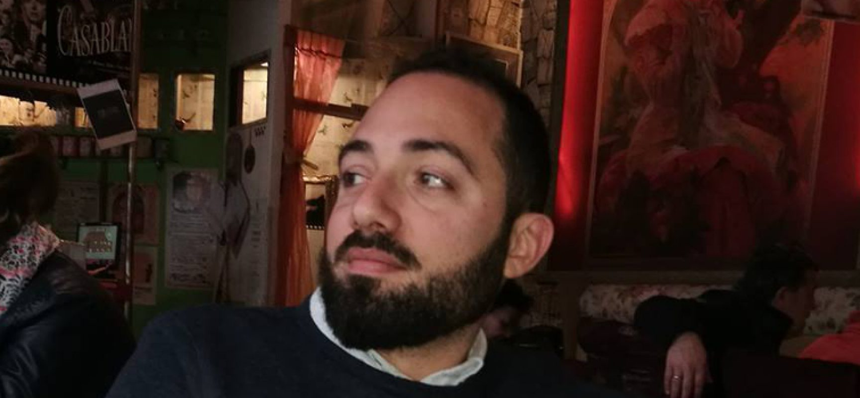 """""""Nave della poesia ionica"""" in Albania, c'è anche il poeta biscegliese Maurizio Evangelista"""