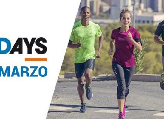 """Bisceglie ospita il """"Runday"""", otto chilometri di corsa non agonistica sul lungomare di ponente"""