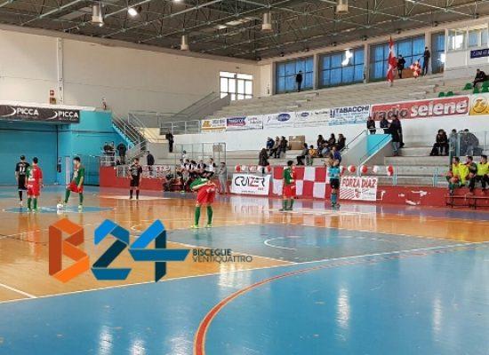 Futsal, Serie C1: zero punti per Nettuno e Diaz nel doppio impegno casalingo / RISULTATI e CLASSIFICA