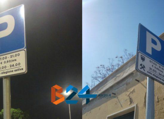 Salnitro, segnaletica parcheggi a pagamento poco chiara: la protesta di una lettrice
