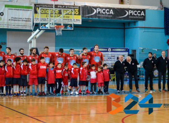 Lions Basket, in trasferta a Rimini per rinsaldare il secondo posto in classifica