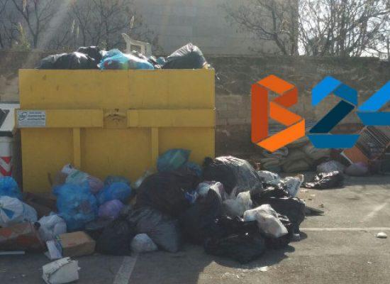 """Isola ecologica Salsello, Ambiente 2.0: """"No all'abbandono dei rifiuti nei cassonetti Camassa"""""""
