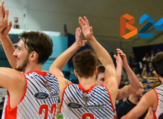 Lions Basket, vittoria all'ultimo respiro con Campli e secondo posto in classifica