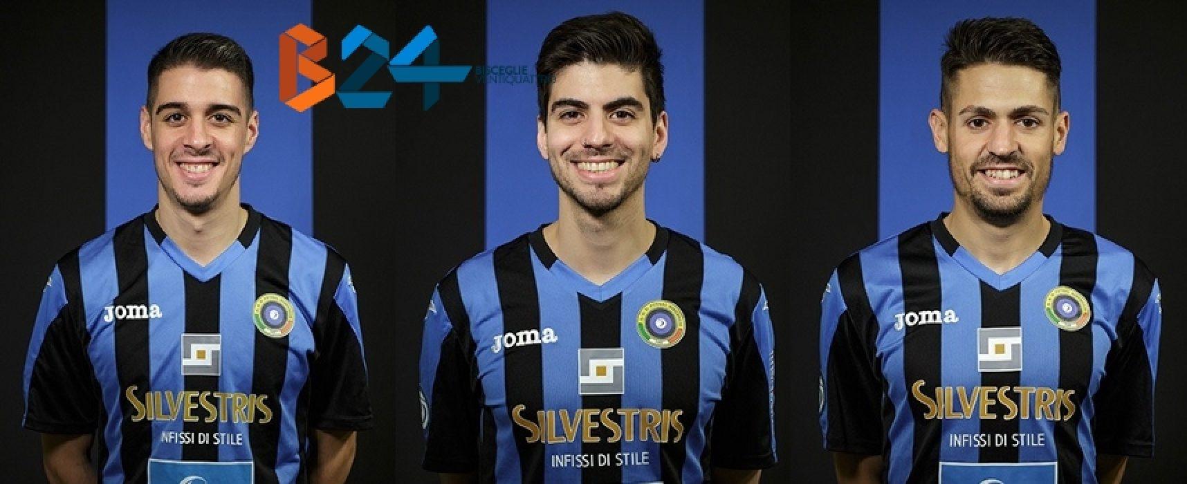 Futsal Bisceglie, in tre lasciano il club