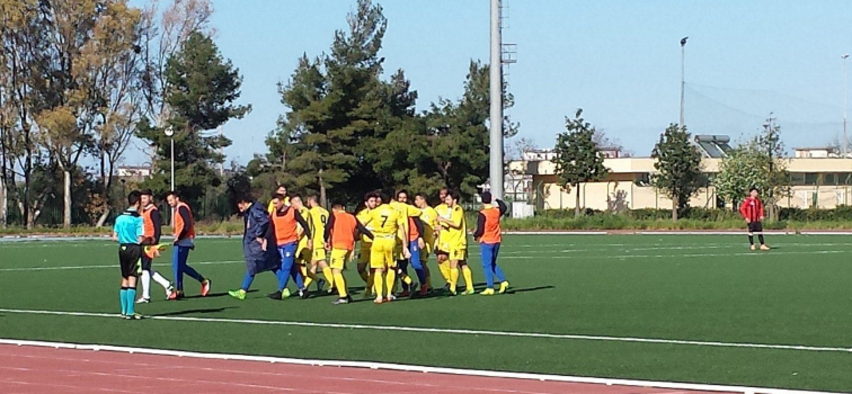 Unione Calcio, importante vittoria in chiave salvezza contro il Noicattaro