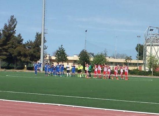 Unione Calcio, Moscelli all'ultimo respiro: pari contro l'Altamura