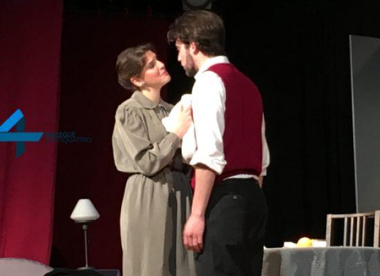 """""""Maschere pirandelliane"""" di scena al Teatro don Luigi Sturzo per Scena84 / FOTO"""